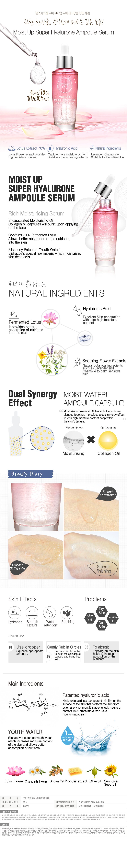 Moist Up Super Hyalurone Ampoule Serum